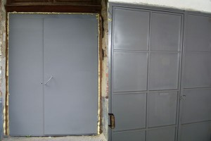Подъездные металлические двери в городе Сумы