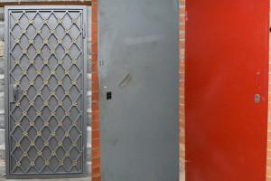 Подвальные металлические двери в городе Сумы