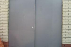 Гаражные ворота в городе Сумы