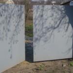 Металлические ворота в городе Сумы