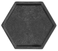 Форма - Шестигранник шершавый