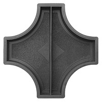 Форма - Рондо крест большой половинки