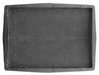 Форма - Крышка на забор
