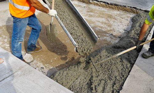 Особенности товарного бетона