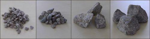 Как выбрать фракцию гранитного щебня?