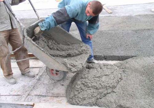 Что такое легкий и тяжелый бетон?
