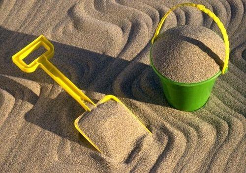 Какой песок выбрать?