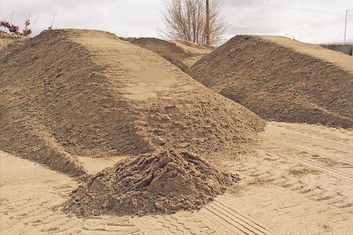 Стандарты природного песка