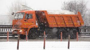 Уборка снега сумы