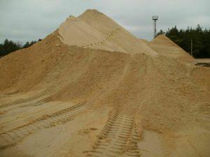 Строительный песок Сумы