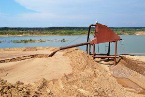 Намывной песок купить Сумы
